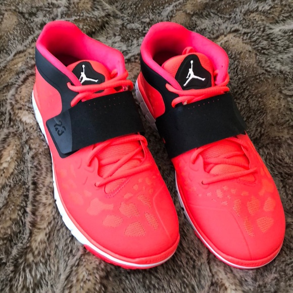 0e3da3820e7 Jordan Shoes | Flight Flex Trainer 2 Infrared 23 | Poshmark